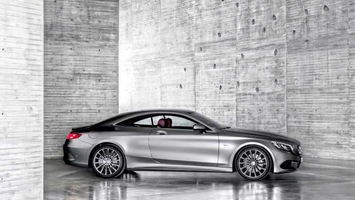 2015 Mercedes-Benz S-Class Coupe Wallpaper