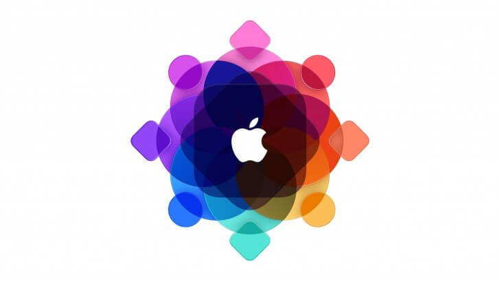 Apple WWDC 2015 Wallpaper