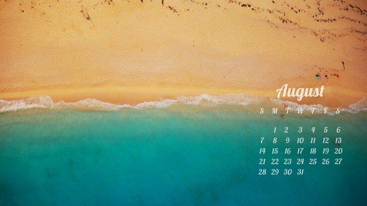 Calendar Wallpaper Nature : August calendar wallpaper nature hd wallpapers