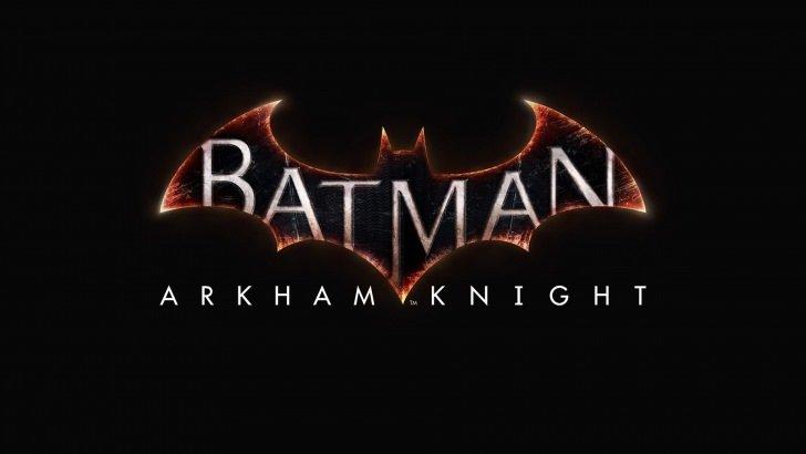 Batman Arkham Knight Logo Wallpaper