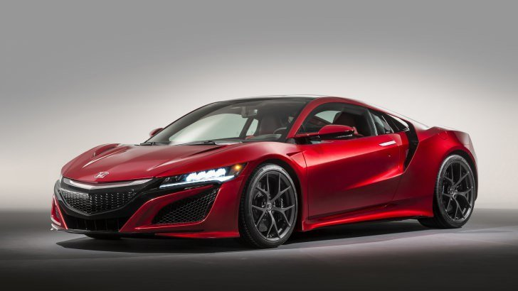 Honda NSX 2015 Wallpaper