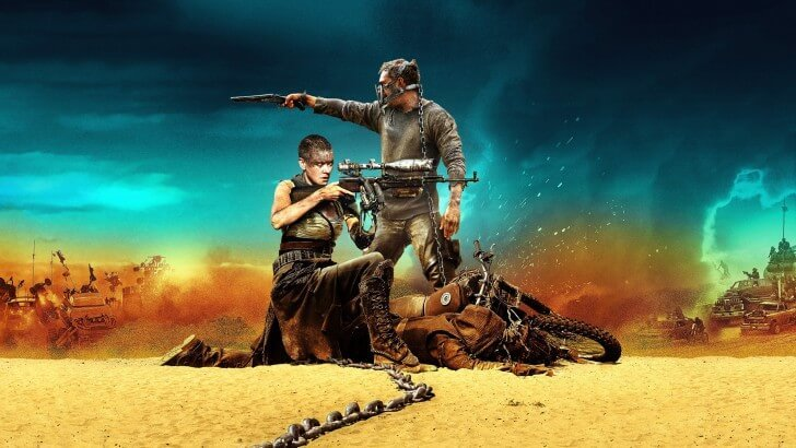 Mad Max: Fury Road Movie (2015) Wallpaper