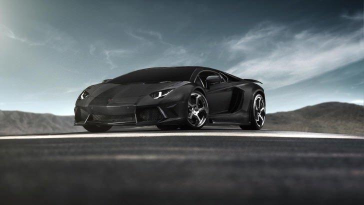 Mansory Carbonado Lamborghini Aventador Lp700 4 Wallpaper