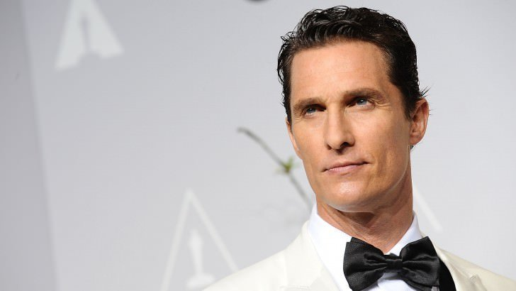Matthew Mcconaughey In White Tuxedo Wallpaper Celebrities Hd Wallpapers Hdwallpapers Net