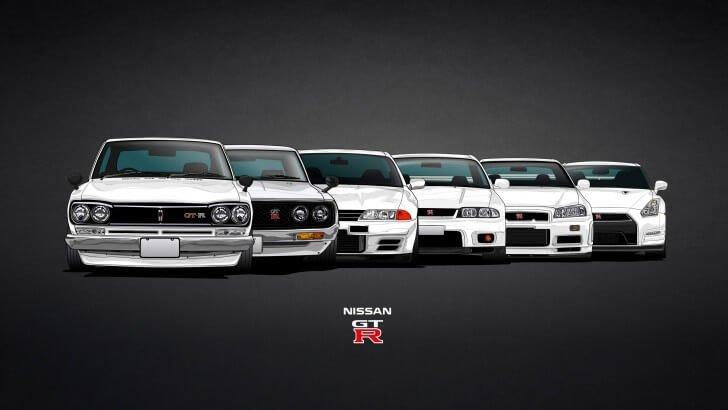 Nissan skyline gt r evolution wallpaper cars hd wallpapers nissan skyline gt r evolution wallpaper voltagebd Image collections