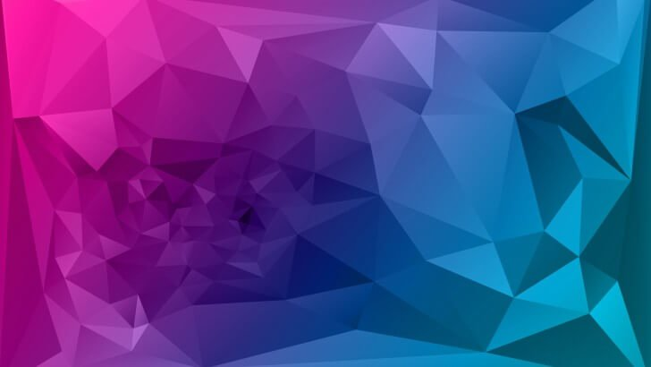 Purple Polygonal Abstract Background: Purple Polygonal Background Wallpaper