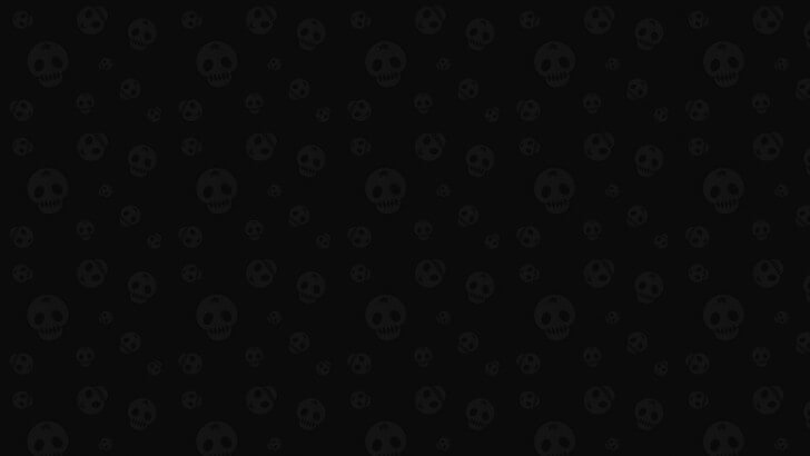 Star Skull Pattern Wallpaper Abstract Hd Wallpapers Hdwallpapers Net