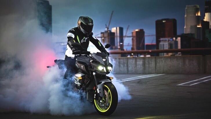 Wallpaper Yamaha Fz 10 Sportbikes 2017 Bikes Yamaha Hd: Yamaha FZ-10 Wallpaper