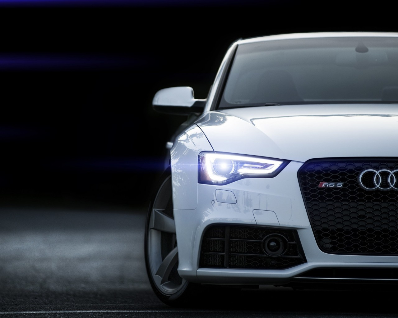 2015 Audi Rs 5 Coupe Hd Wallpaper For 1280x1024 Screens
