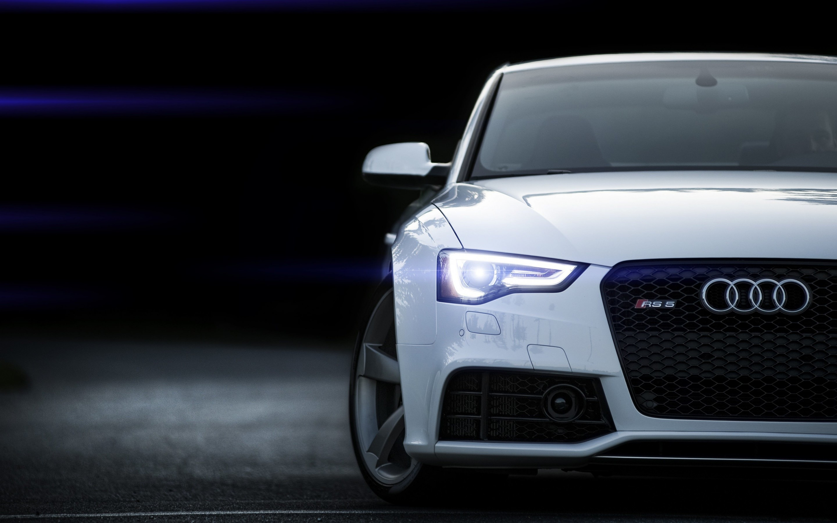 2015 Audi Rs 5 Coupe Hd Wallpaper For 2880x1800 Screens