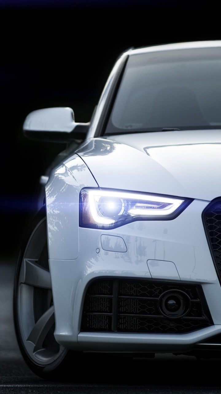 2015 Audi RS 5 Coupe Wallpaper for HTC One mini