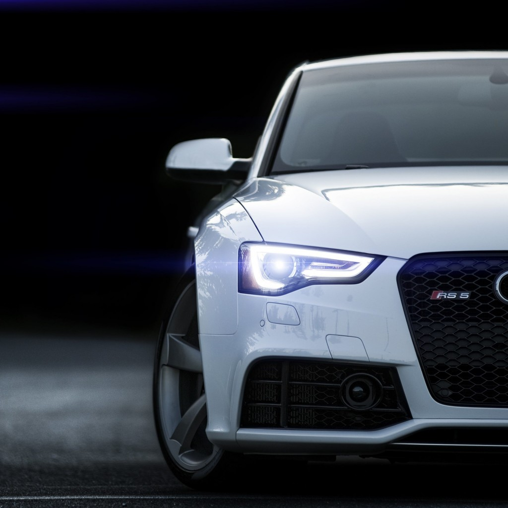 2015 Audi RS 5 Coupe Wallpaper for Apple iPad