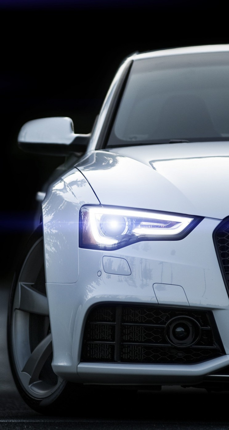 2015 Audi RS 5 Coupe Wallpaper for Apple iPhone 5 / 5s