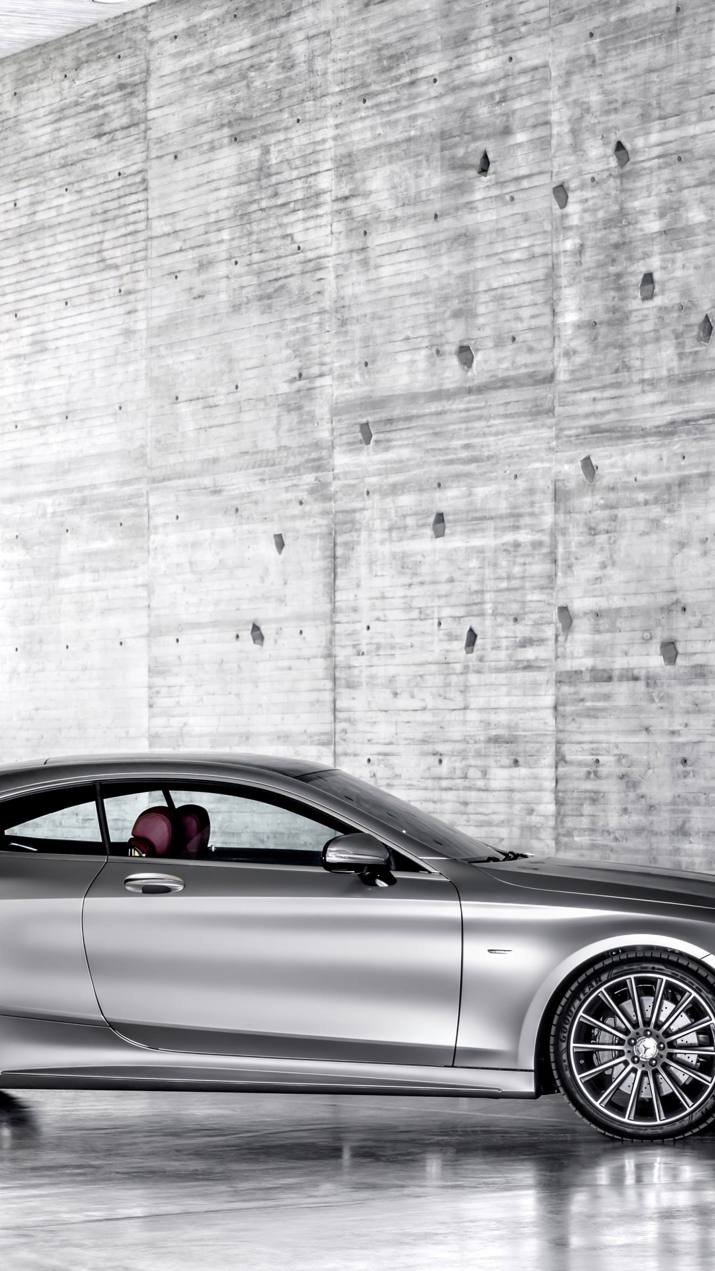 2015 Mercedes-Benz S-Class Coupe Wallpaper for LG G3