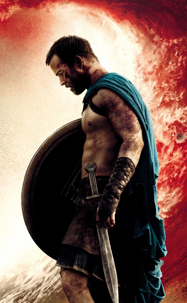 300 Rise Of An Empire Wallpaper for Apple iPhone 4 / 4s