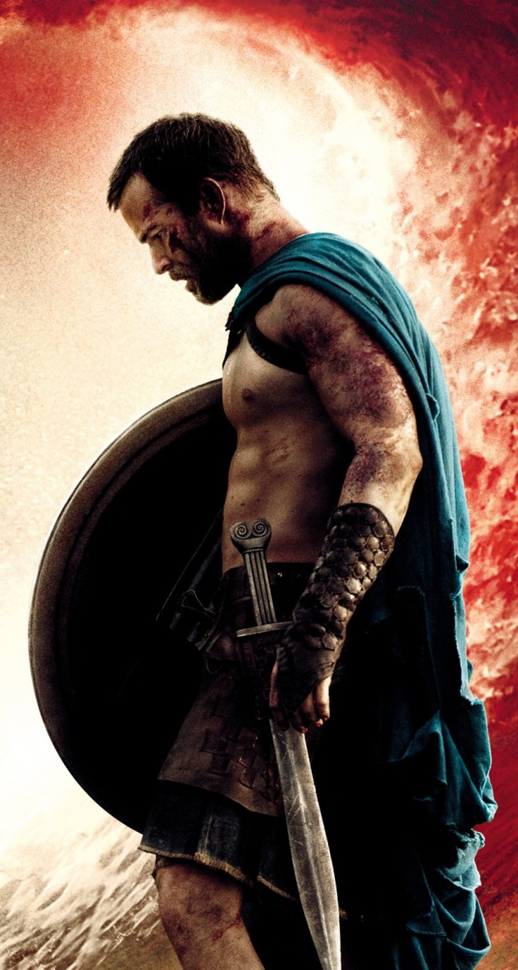 300 Rise Of An Empire Wallpaper for Apple iPhone 5 / 5s