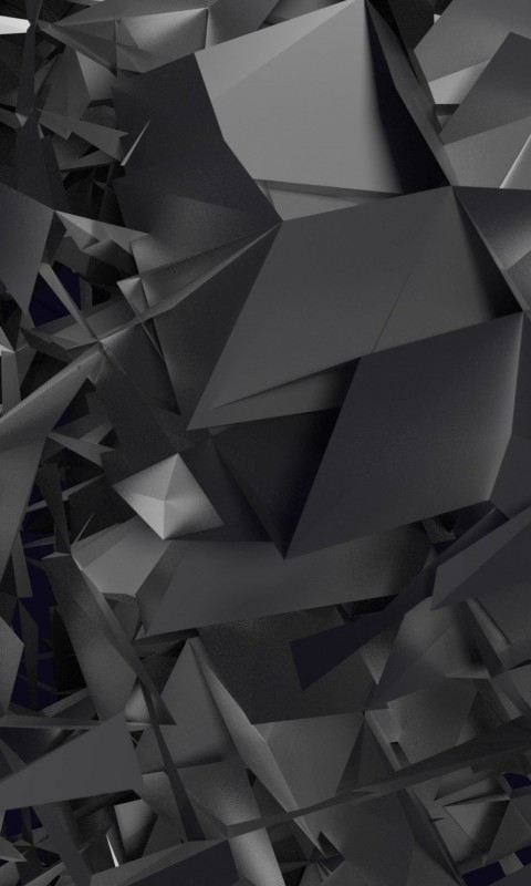 3D Geometry Wallpaper for HTC Desire HD