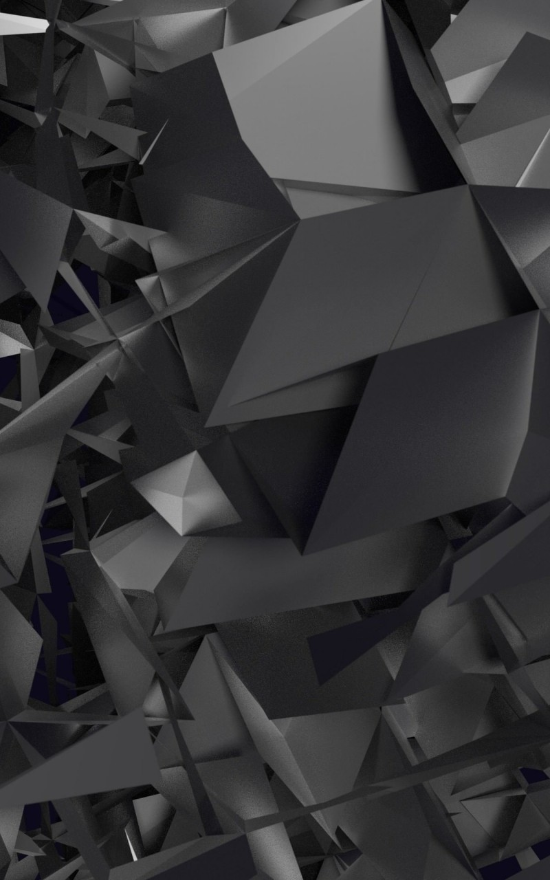 3D Geometry Wallpaper for Amazon Kindle Fire HD