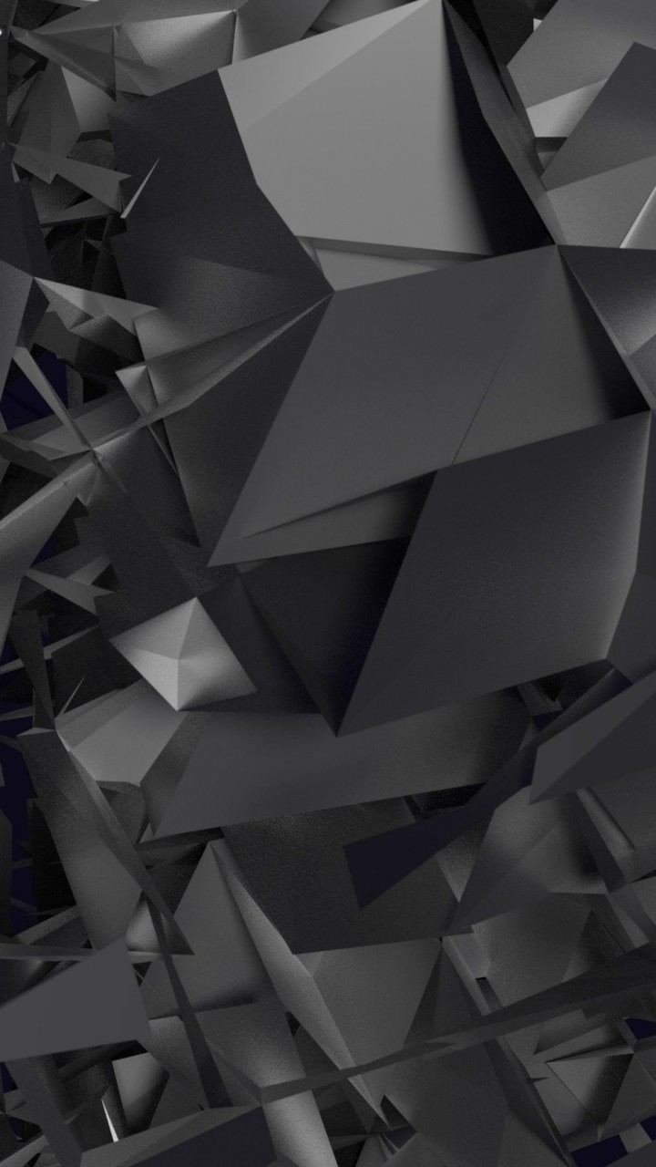 3D Geometry Wallpaper for Motorola Moto G