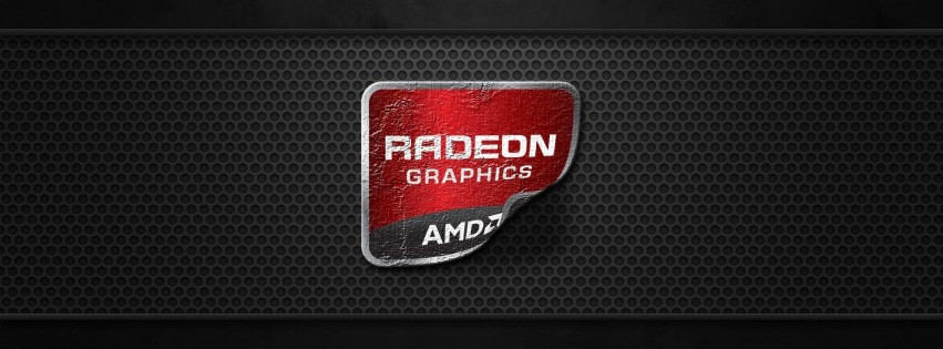 AMD Radeon Graphics Wallpaper for Social Media Facebook Cover
