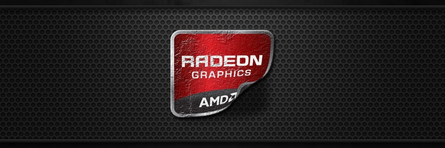 AMD Radeon Graphics Wallpaper for Social Media Twitter Header