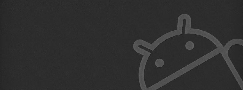 Android Logo Wallpaper For Social Media Facebook Cover