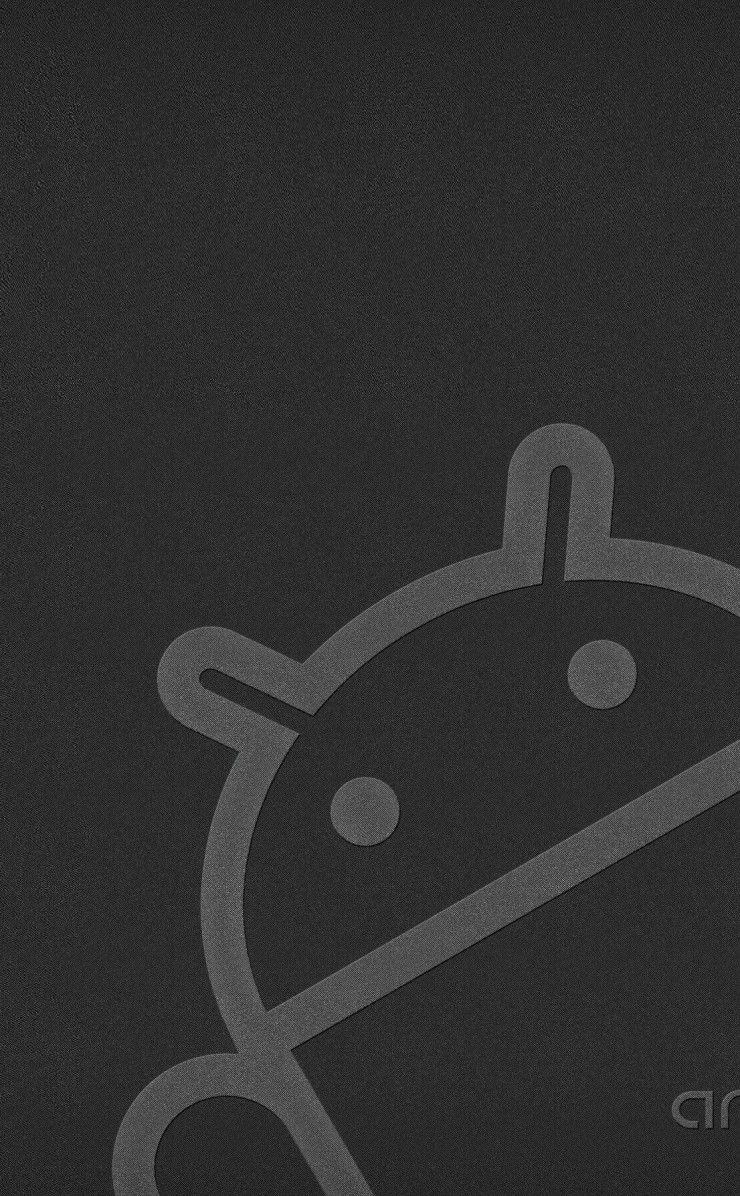 Android Logo Wallpaper for Apple iPhone 4 / 4s