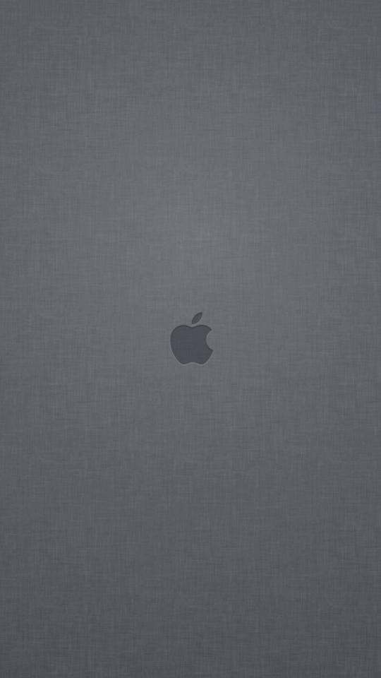 Apple Logo Denim Texture Wallpaper for LG G2 mini