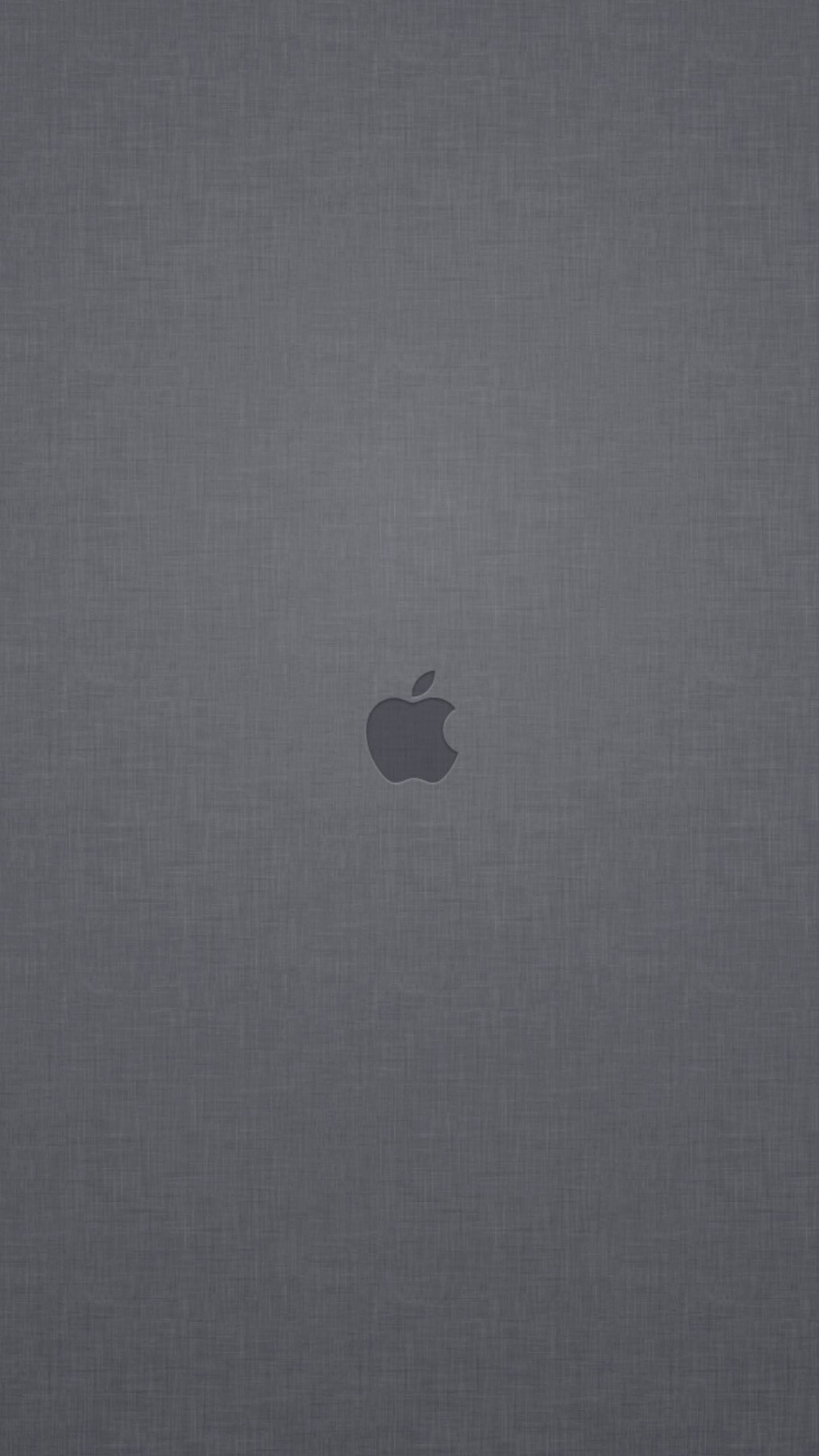 Apple Logo Denim Texture Wallpaper for SONY Xperia Z2