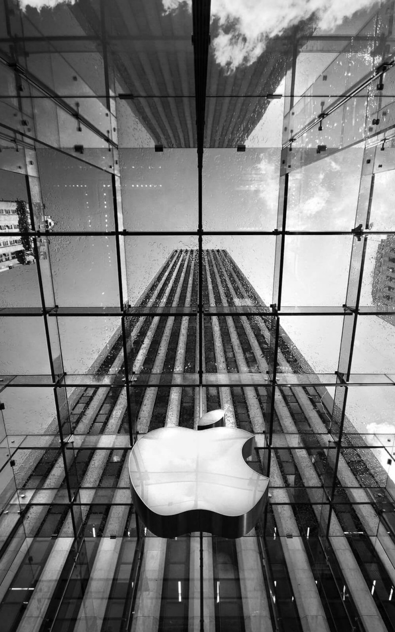 Apple Store, Fifth Avenue, New York City Wallpaper for Amazon Kindle Fire HD
