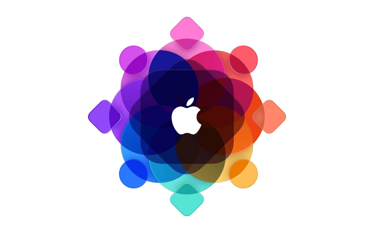Apple WWDC 2015 Wallpaper for Desktop 1280x800