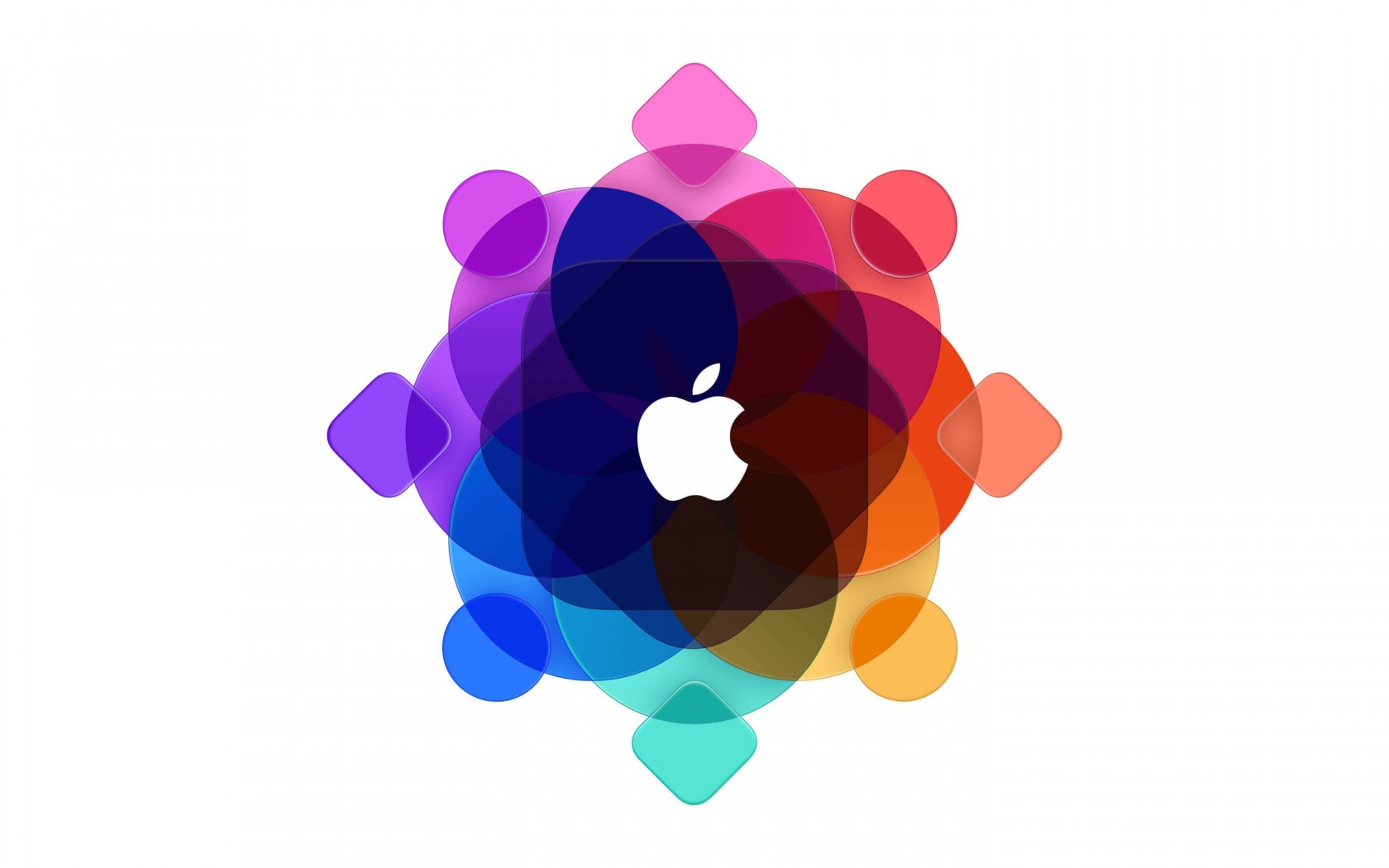 Apple WWDC 2015 Wallpaper for Desktop 1680x1050