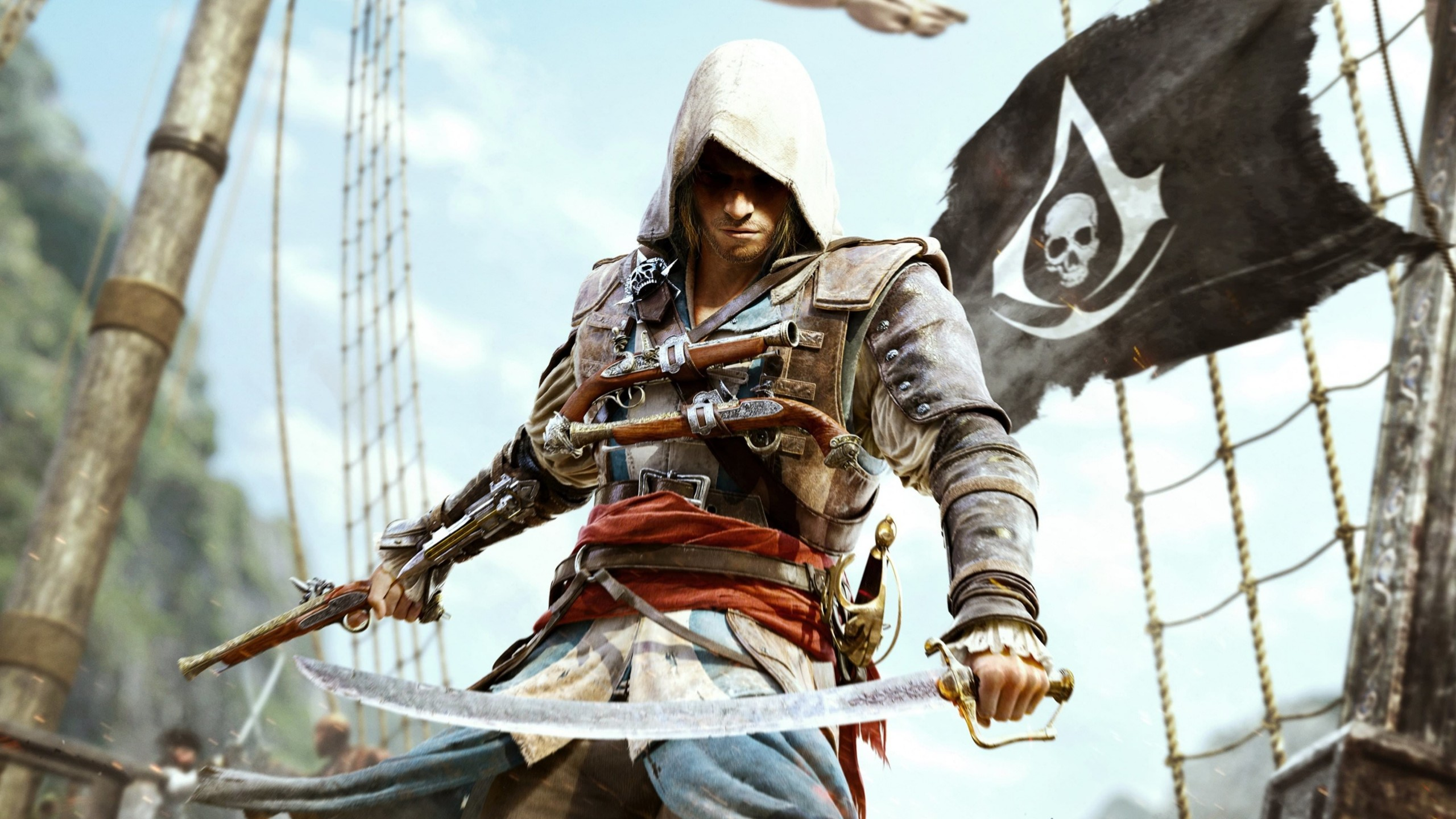 download assassin 39 s creed iv black flag hd wallpaper for