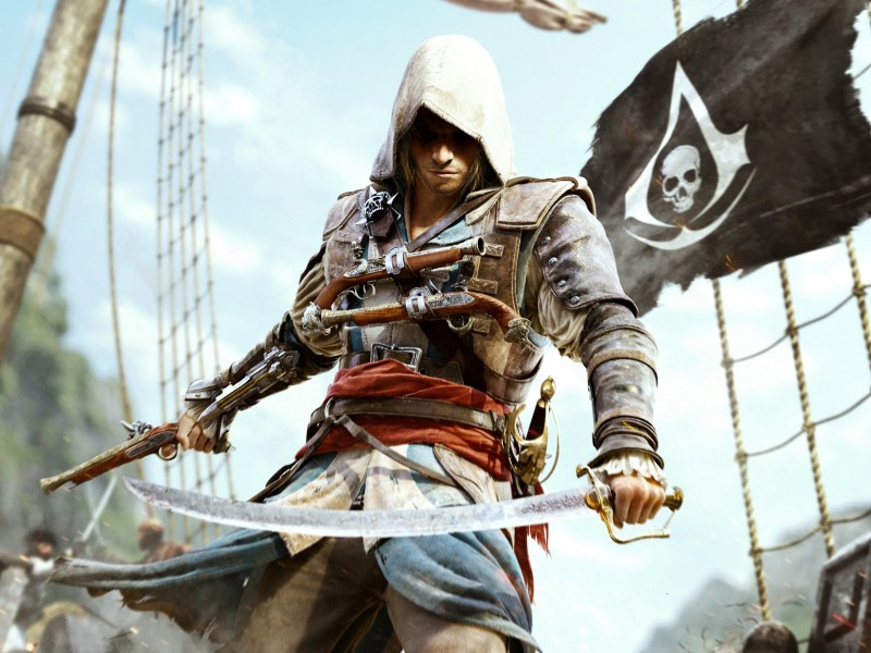 Assassin's Creed IV: Black Flag Wallpaper for Desktop 800x600