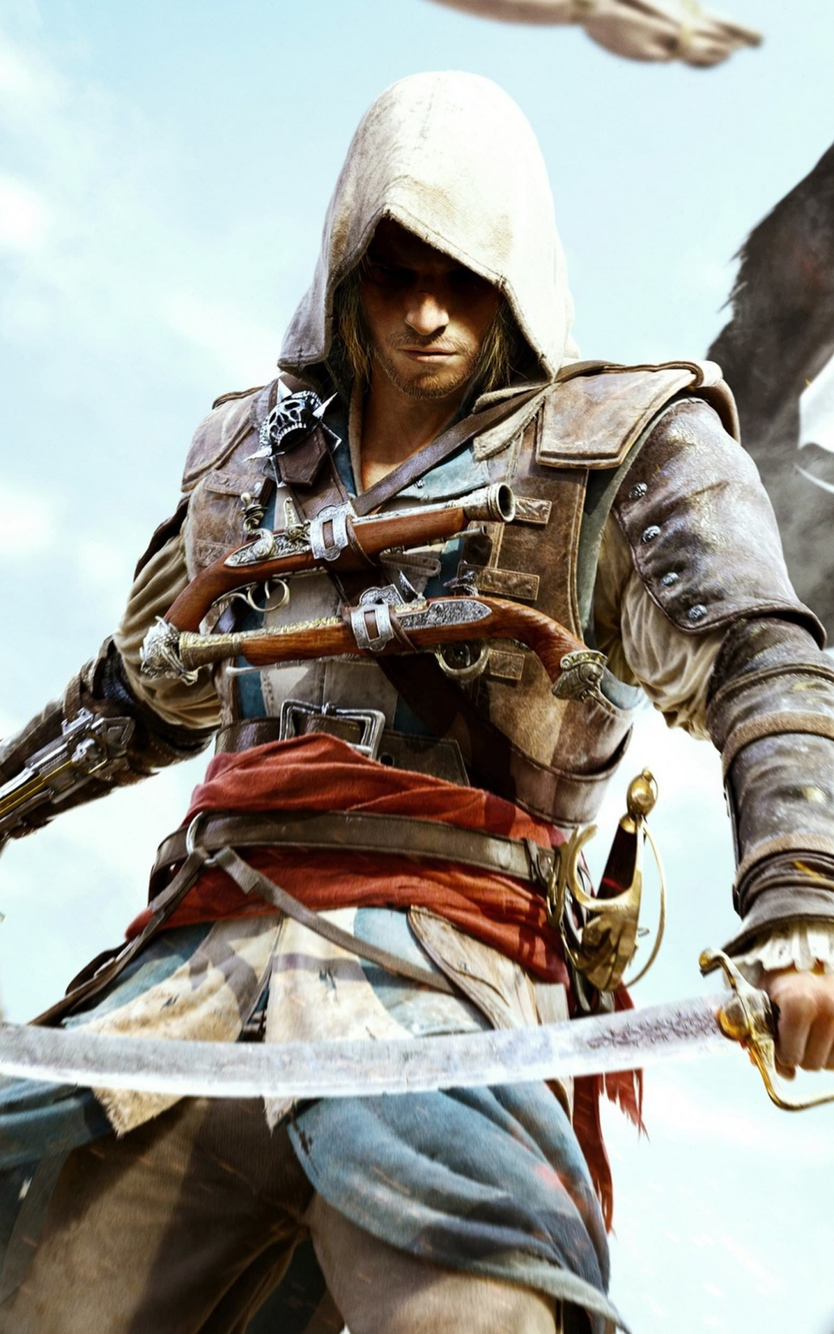 Assassin's Creed IV: Black Flag Wallpaper for Amazon Kindle Fire HDX