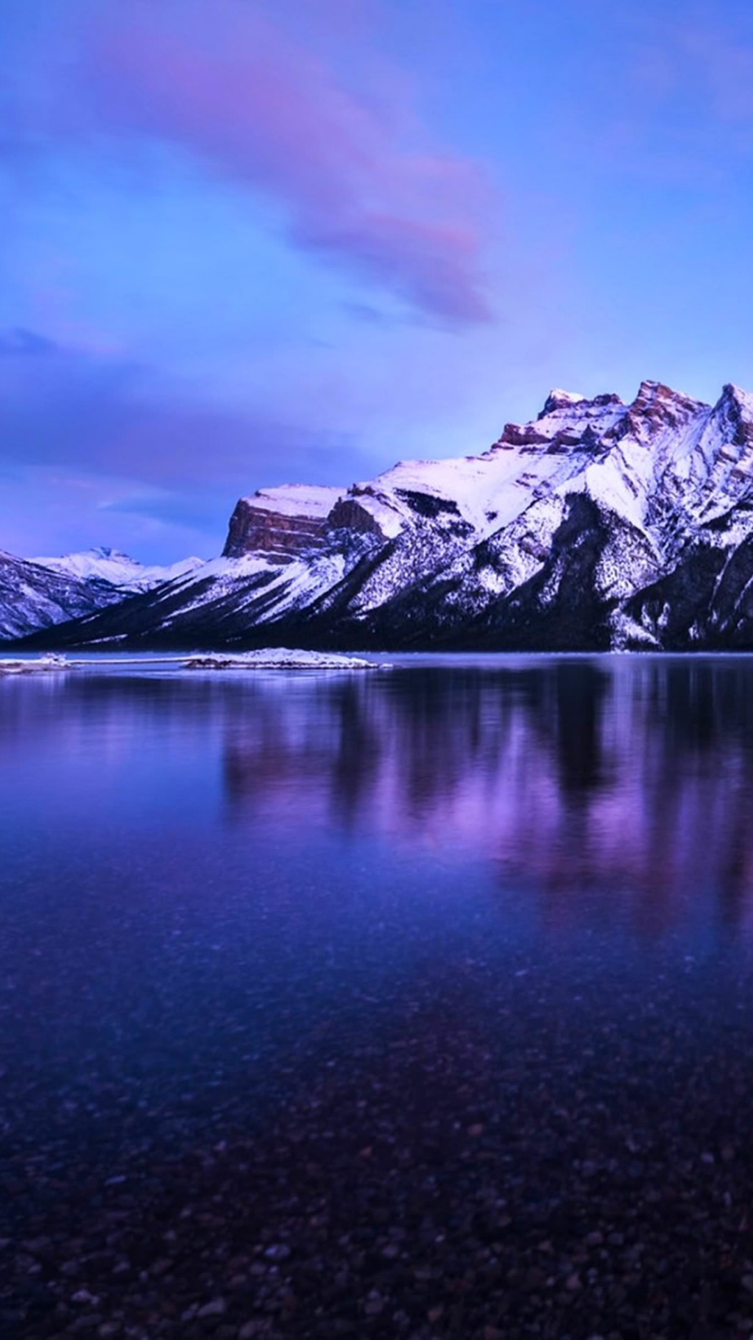 Banff National Park Wallpaper for SAMSUNG Galaxy S4