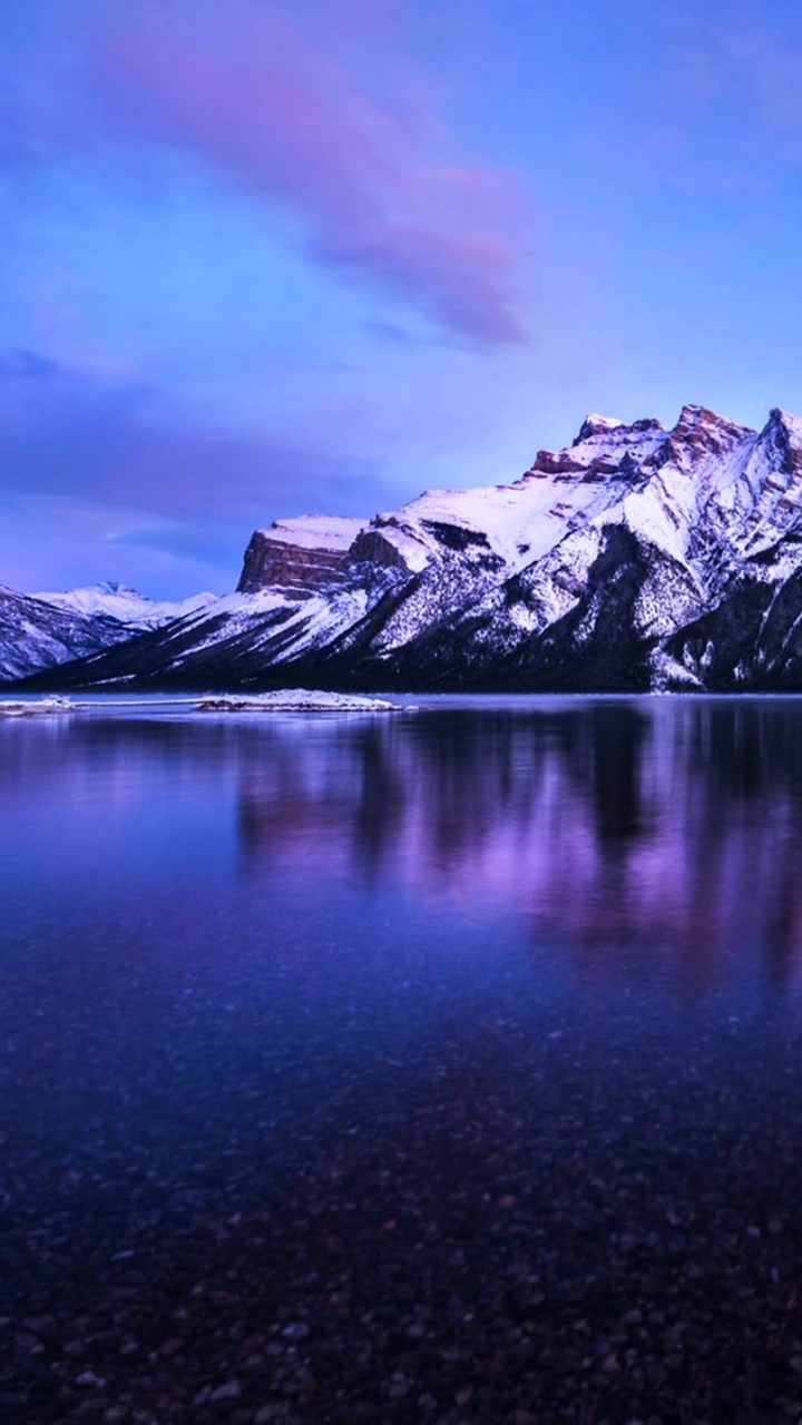 Banff National Park Wallpaper for SAMSUNG Galaxy S5 Mini
