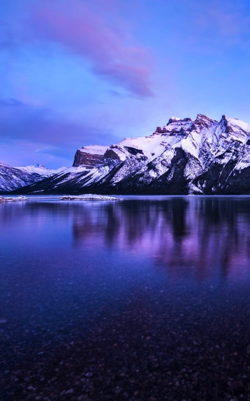 Banff National Park Wallpaper for Amazon Kindle Fire HD