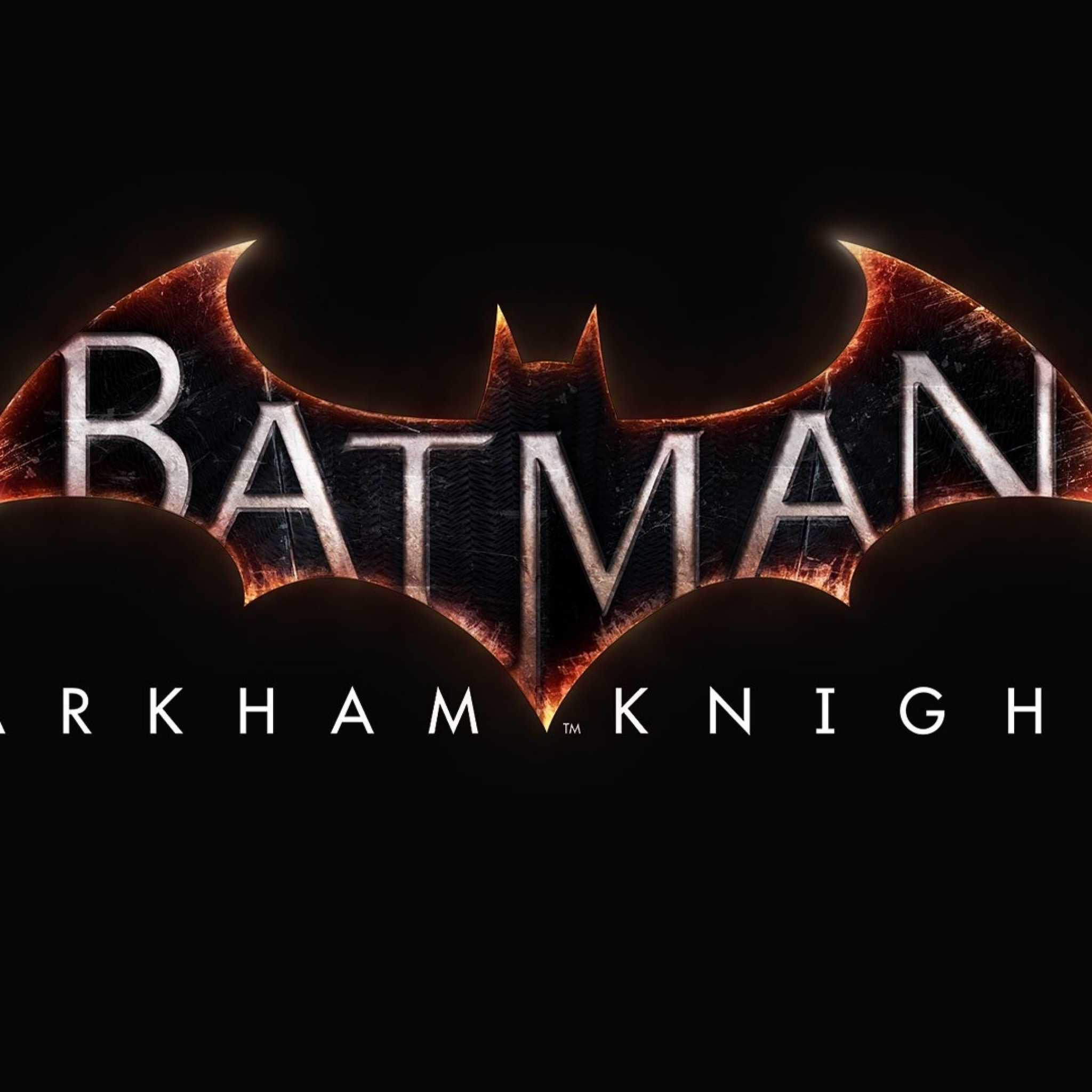 Batman: Arkham Knight Logo Wallpaper for Google Nexus 9