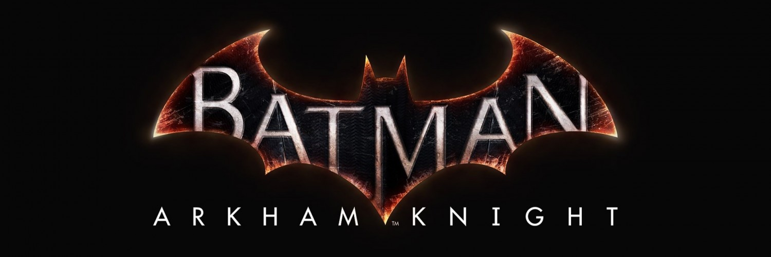 Batman: Arkham Knight Logo Wallpaper for Social Media Twitter Header