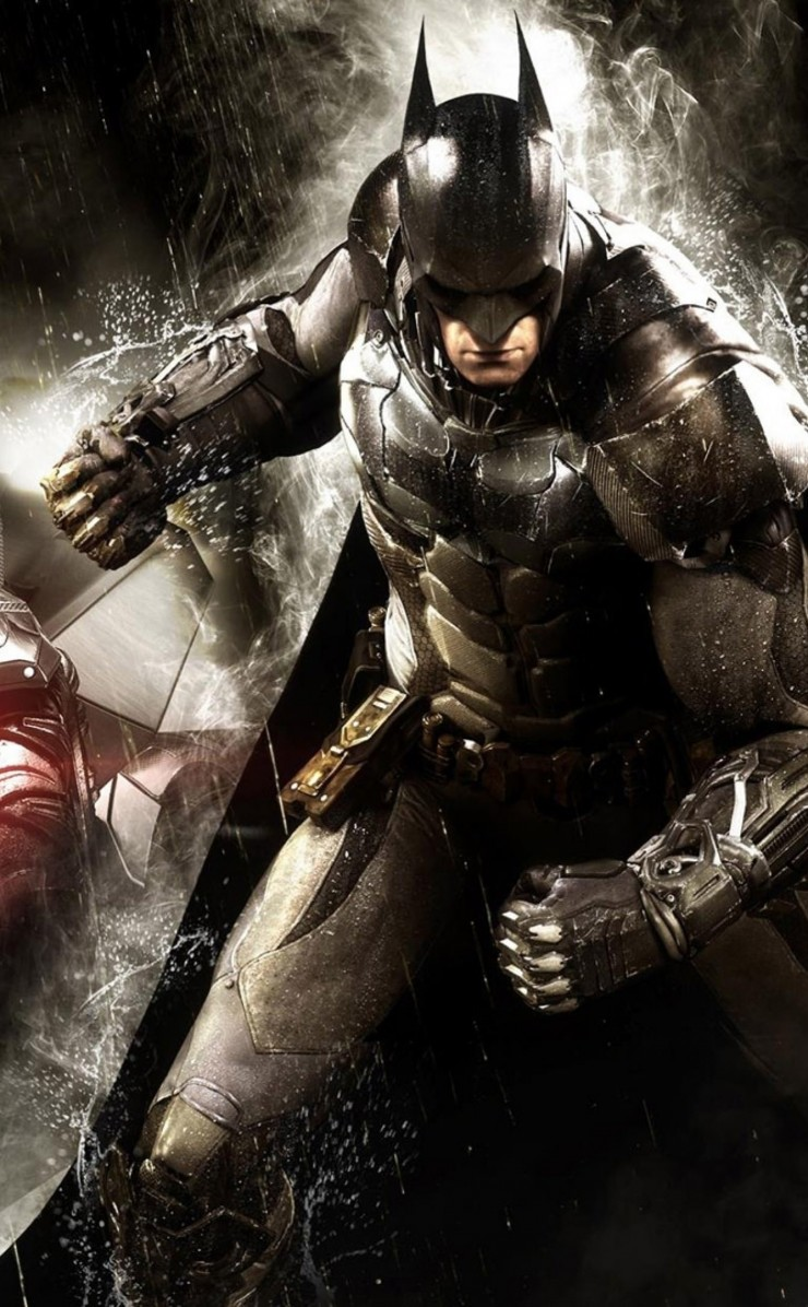 Batman: Arkham Knight Wallpaper for Apple iPhone 4 / 4s