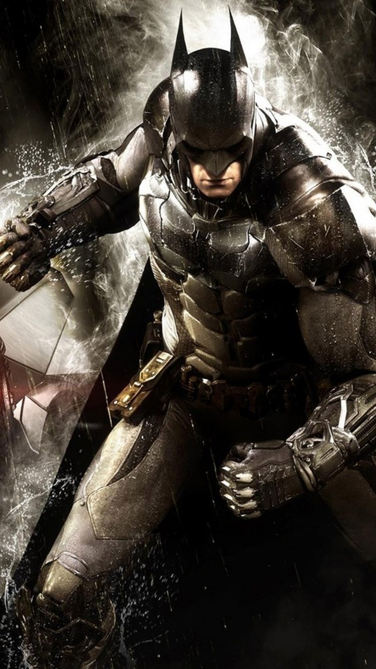 Batman: Arkham Knight Wallpaper for Motorola Moto E
