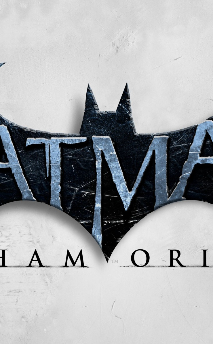 Batman Arkham Origins Wallpaper for Apple iPhone 4 / 4s