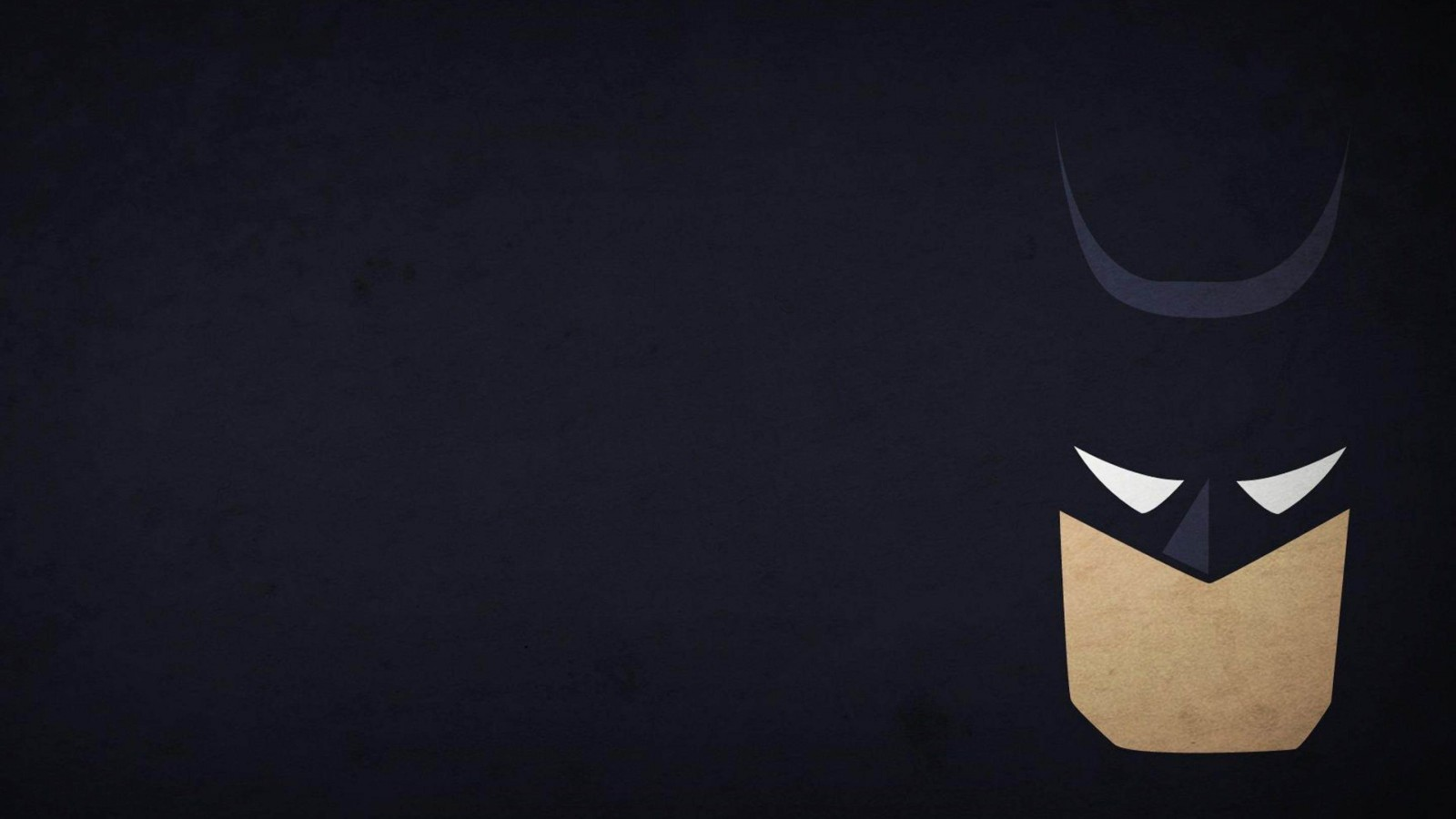 Batman Artwork Wallpaper for Desktop 1600x900