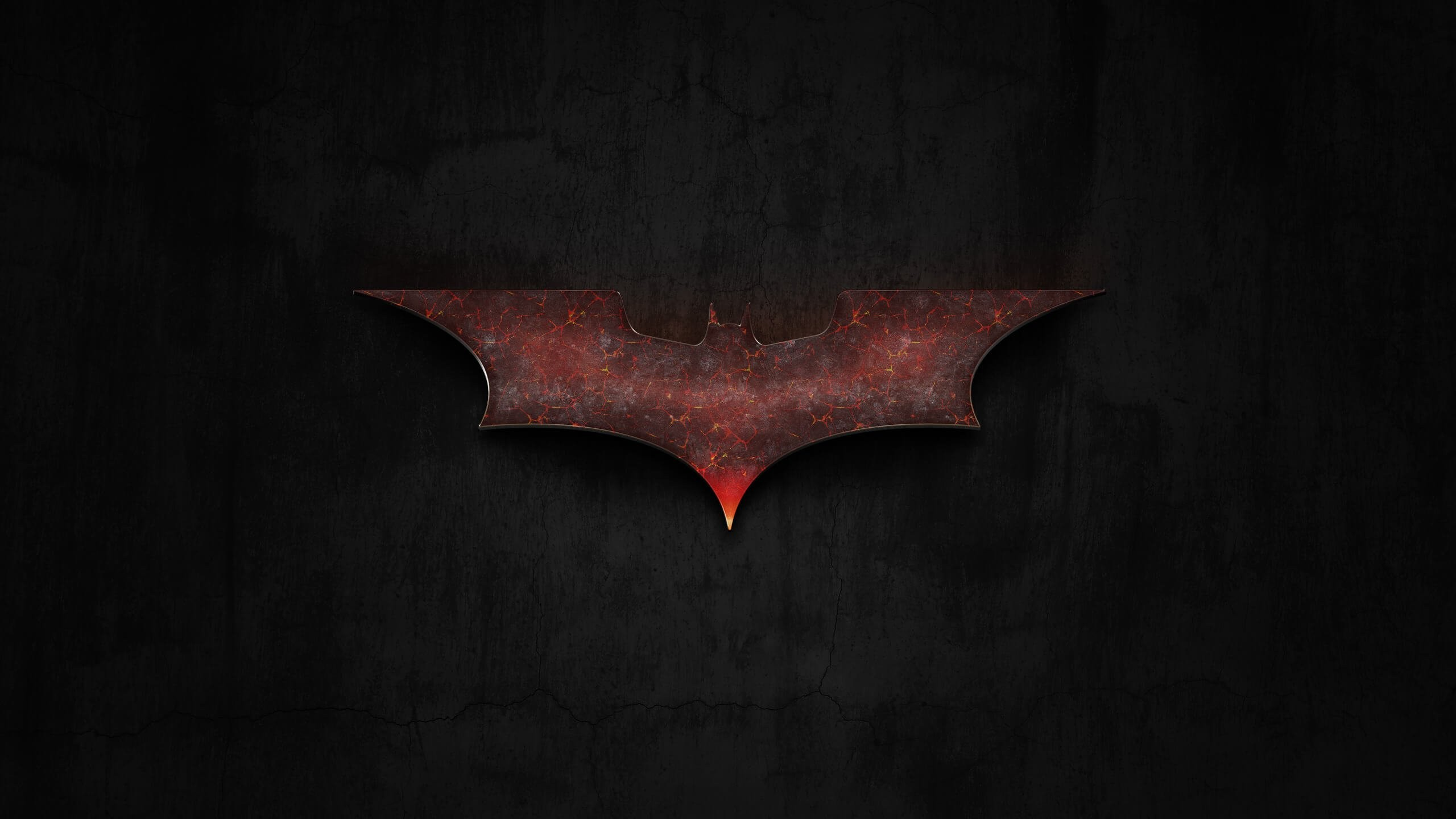Batman: Fire Rising Wallpaper for Desktop 2560x1440
