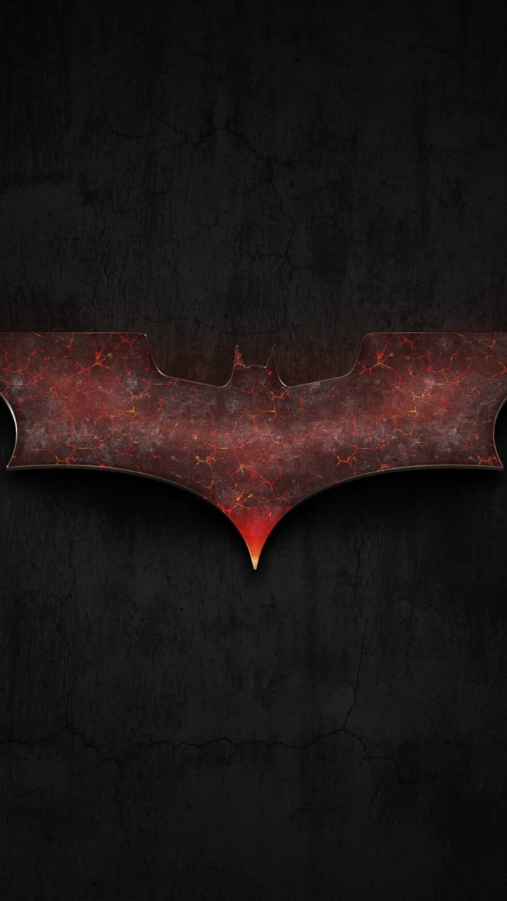 Batman: Fire Rising Wallpaper for SAMSUNG Galaxy Note 2