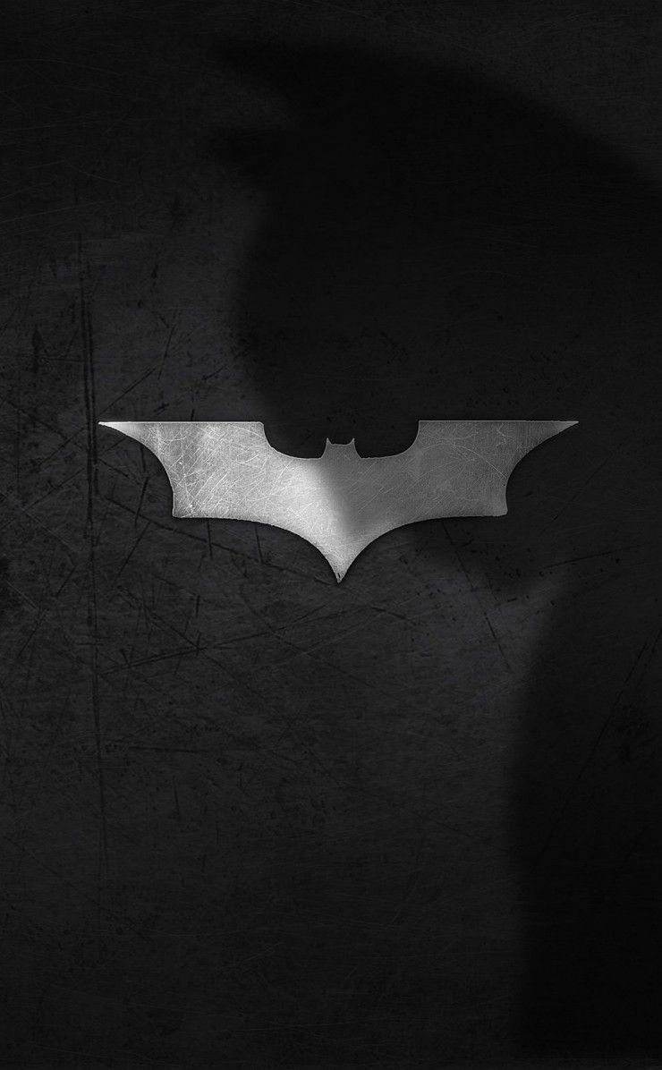 Batman: The Dark Knight Wallpaper for Apple iPhone 4 / 4s