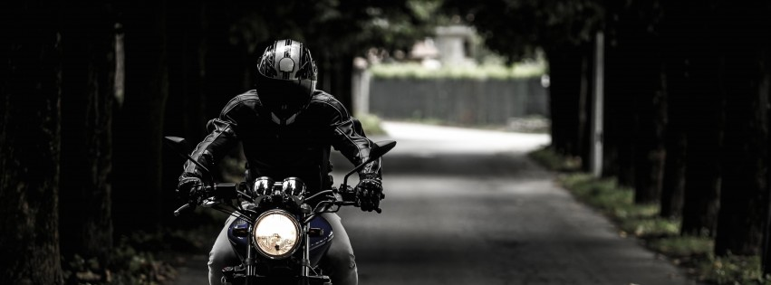 Bike Rider Wallpaper for Social Media Facebook Cover