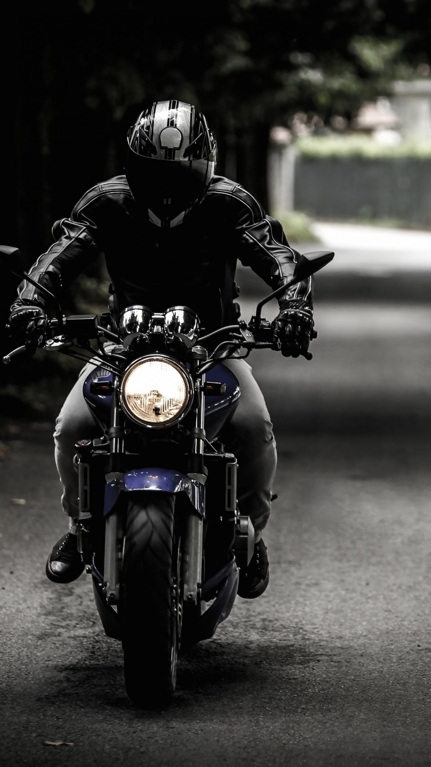 Bike Rider Wallpaper for Google Nexus 6