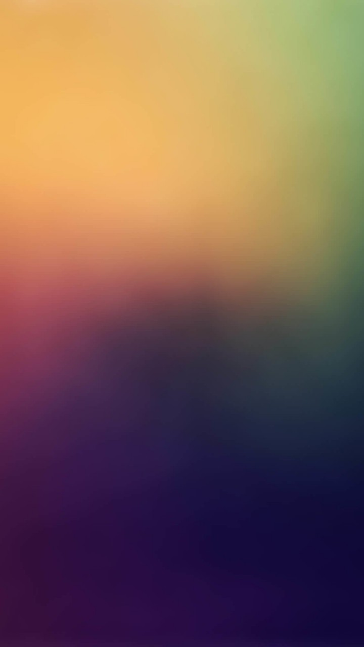Blurred Rainbow Wallpaper for Lenovo A6000